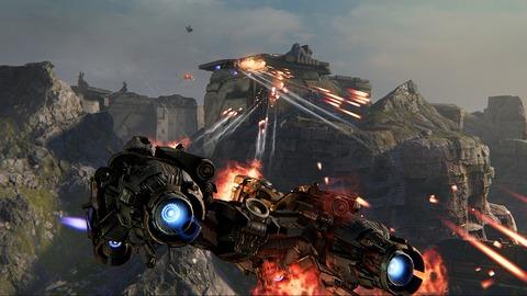 Dreadnought - Dreadnought dévoile son armada stellaire sur PC