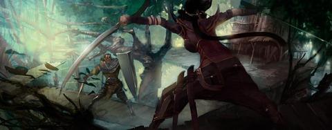 Skara - The Blade Remains - Ambitions AAA et budget III pour Skara le temps d'un « véritable accès anticipé »