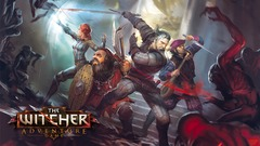 The Witcher Adventure Game, ou le jeu de plateau sur PC et tablettes