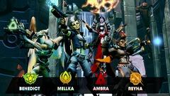 Quatre nouveaux héros et une date de sortie pour Battleborn