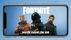 Fortnite Battle Royale arrive sur iOS et Android, en cross-play avec PC, Mac et PS4