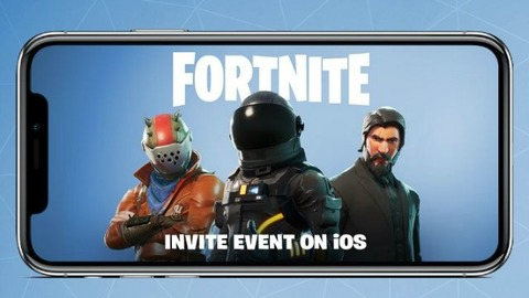 Fortnite - Fortnite Battle Royale arrive sur iOS et Android, en cross-play avec PC, Mac et PS4