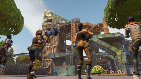 Fortnite - Test de Fortnite
