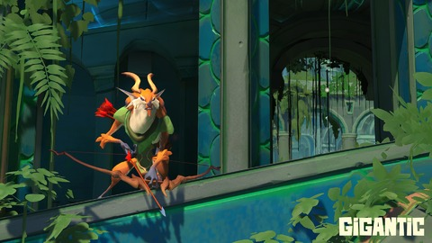 Gigantic - Le MOBA Gigantic sera distribué sur Windows 10 et Xbox One
