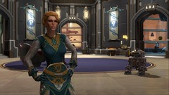 Star Wars The Old Republic: Galactic Strongholds