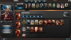 Infinity Wars Deckbuilder