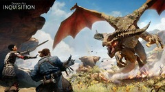 Dragon dans Dragon Age Inquisition