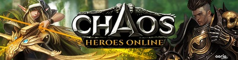 1000 invitations au bêta-test fermé de Chaos Heroes Online