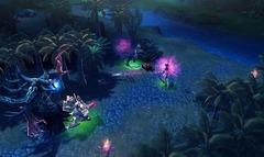 Chaos Heroes Online, le MOBA en bêta