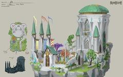 La construction de la cité perdue des elfes est achevée sur RuneScape