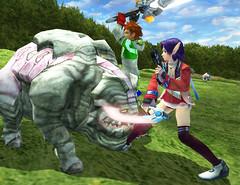 TGS 2010 : Un nouvel opus Phantasy Star Online en développement ?