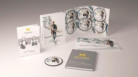 Une nouvelle édition pour Quantum Break