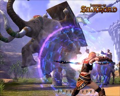 Fin du voyage pour Legend of Silkroad