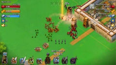 Age of Empires prend une tournure tactile