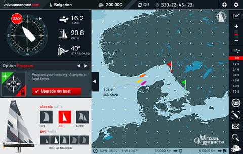 Virtual Regatta - Prendre la mer avec Virtual Regatta