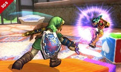 2,8 millions d'exemplaires pour Super Smash Bros. for Nintendo 3DS