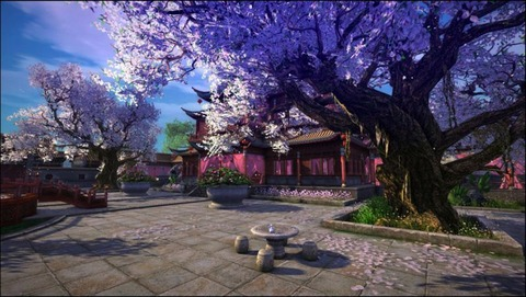 Winds of Destiny - L'extension Winds of Destiny d'Age of Wushu sera déployée le 15 octobre outre-Atlantique