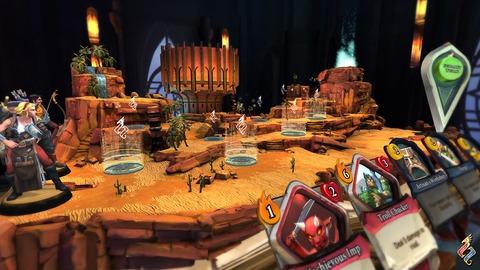 Chronicle RuneScape Legends - Chronicle: RuneScape Legends en bêta « le mois prochain »