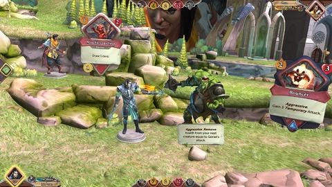 Chronicle RuneScape Legends - Un épéiste fait bronzette dans la mise à jour 1.4