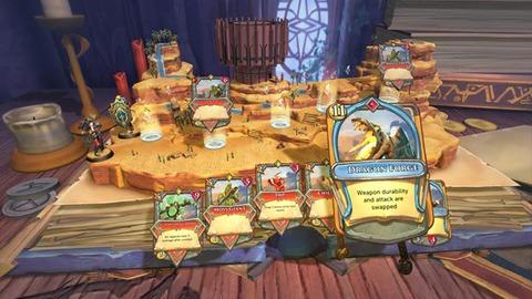 Chronicle RuneScape Legends - Chronicle RuneScape Legends joue cartes sur table dès le 23 mars