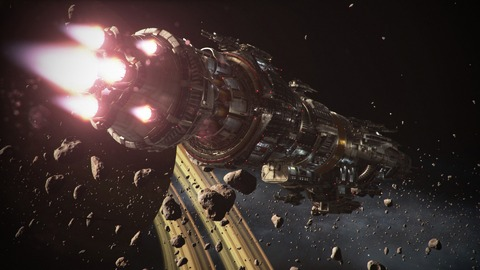 Fractured Space - Fractured Space maintenant disponible en free-to-play