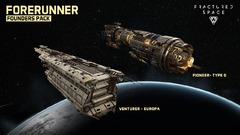 Exclusivité : 1000 clefs Steam de Fractured Space: Forerunner à gagner