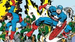 "Marvel rééditera finalement les créations de Jack ""King"" Kirby"