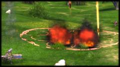 Artilleuse - Bombardement