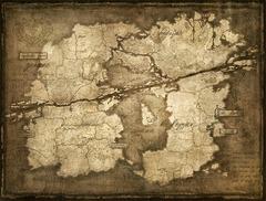 Carte d'Arborea