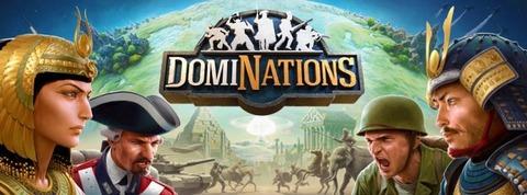 DomiNations - DomiNations lance les hostilités sur plateformes iOS et Android