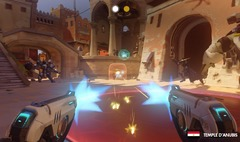 Overwatch esquisse son mode compétitif