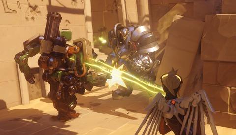Blizzard Entertainment - Blizzard s'annonce à la gamescom, Overwatch jouable en Europe pour la première fois