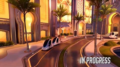 Overwatch - La nouvelle carte « Oasis » d'Overwatch déployée sur les serveurs live