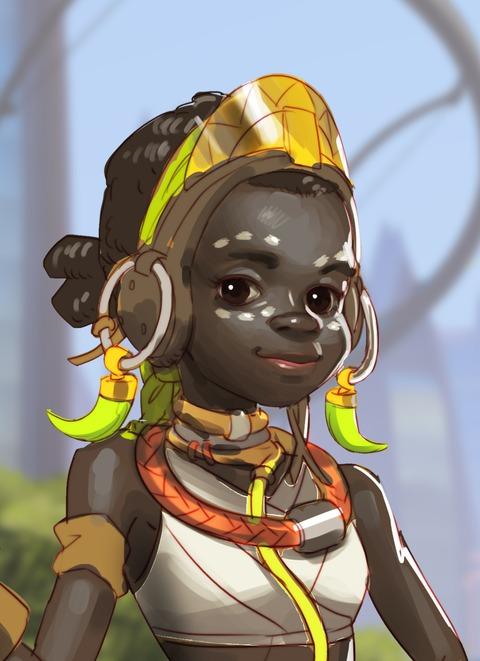 Overwatch - La géniale Efi Oladele se présente sur le site officiel d'Overwatch