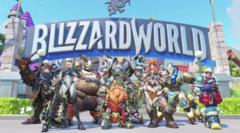 Blizzard World est déployé sur les serveurs de tests d'Overwatch