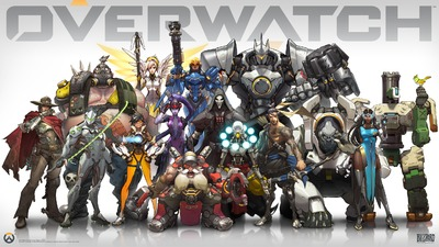 Lancement de la section Overwatch