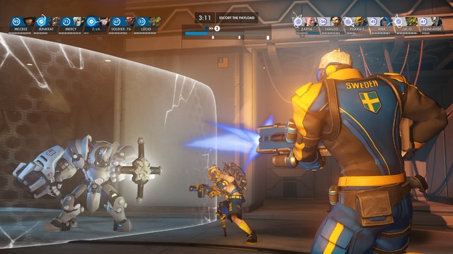Images d'Overwatch