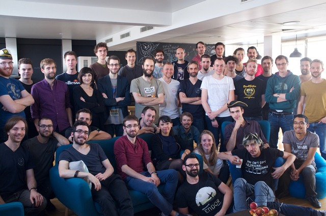 L'équipe d'Amplitude Studios