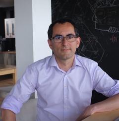 Mathieu Girard, directeur du studio