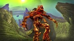 Un famillier d'Age of Conan associé à une campagne Kickstarter pour un jeu de plateau