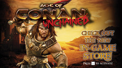 Lancement de la version Free to Play d'Age of Conan : Unchained