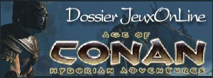 Dossier : Age of Conan: Hyborian Adventures