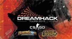 La DreamHack Tours 2015 annonce ses premières disciplines