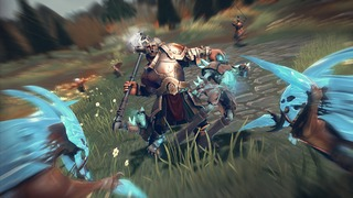 ArtCraft s'associe à Travian Games pour distribuer Crowfall en Europe