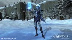 Dernière danse avec l'Elfe Frostweaver de Crowfall