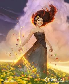 Présentation de Cybele, la déesse Vierge de Crowfall