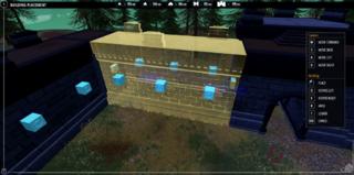 Crowfall esquisse son mode « construction »
