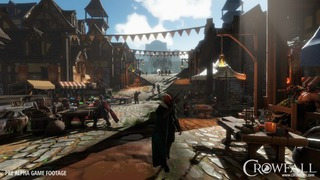 Vers un environnement « live » pour Crowfall