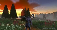 Le premier monde de Crowfall s'illustre