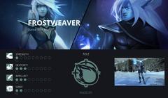 Statistique du Frostweaver